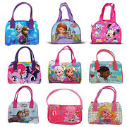 Disney Princess And Girls Tv Character School Bowling Hand Cosmetic Bag New Gift
