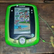 Leapfrog Leappad 2 Explorer Green Edition Good Cond W/game And Case