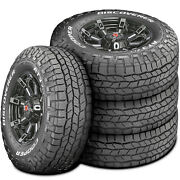 4 Cooper Discoverer At3 Xlt Lt 275/70r18 125/122s E 10 Ply A/t All Terrain Tires