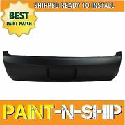 Fits 2005 2006 2007 2008 2009 Ford Mustang Rear Bumper V6 Engine Painted