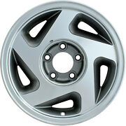 Oem Remanufactured 15x7 Alloy Wheel Rim Tan Painted With Machined Face - 3008