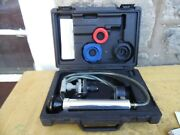 Napa 3582 Automotive Cooling System Pressure Tester Leak Detector Car And Truck
