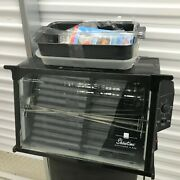 Ronco Showtime Pro Model 6000 Professional Xl Large Rotisserie And Bbq Accessories