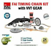Fai Timing Chain Vvt Gear Kit For Nissan Micra Iv 1.2 2010-on