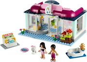 Lego Friends 41007 Heartlake Pet Salon 100 Complete With Instructions