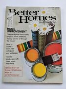 Better Homes And Gardens May 1972 Mod 1970s Furniture Interior Midcentury Modern