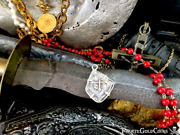 1715 Fleet Shipwreck Fisher Coa Mexico 4 Reales Pirate Coins Jewelry Pendant