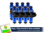 Fuel Injector Clinic 1440cc Fuel Inject Set For Ford F150 85-03/lightning 93-95