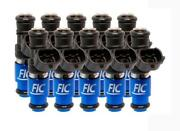 Fuel Injector Clinic 2150cc Fuel Injector Set High-z For Fic Bmw E60 V10