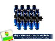 Fuel Injector Clinic 2150cc Fic Fuel Injector Set For Ford Raptor 2010-2014