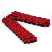 520 Seal Drive Chain 120 Links X Ring For Most Dirt Bike Atv Sx Sxs-f Motorcycle