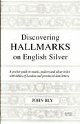 Discovering Hall Marks On English Silver By Bly John Paperback Book The Fast