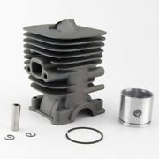 For Husqvarna 128r 128ld 125l 125e Parts Replace Cylinder Piston W/ Rings Set