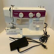 Brother Mechanical Sewing Machine Xl 5130 Standard Foot Pedal Multiple Stitch