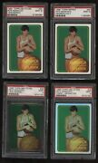1996 Topps Stars Member Only Finest Refractor Pete Maravich 1970-71 123 Rc Psa 9