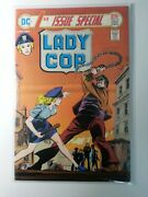 1st Issue Special 4 Lady Cop July 1975 - High Grade