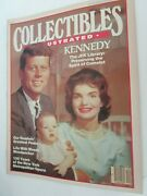 November/december 1983 Collectibles Illustrated Magazine -- John F Kennedy