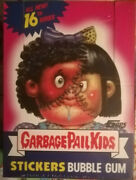 Garbage Pail Kids Unofficial Os 16th Bootleg Limited To 200 Box Sealed