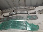 64 65 66 62 68 58 59 63 60 Chevy Impala Conv Chrome Grilles Ask For Availability