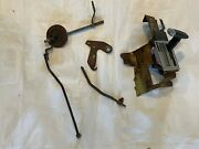 1970 1971 E Body Automatic Shifter Linkage Slap Shift Plate For Console Floor