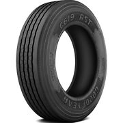 4 Goodyear G619 Rst 285/75r24.5 Load G 14 Ply Trailer Commercial Tires