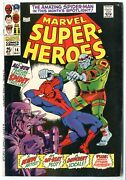 Marvel Super Heroes  14   Fine Very Fine  May 1967   See Photos