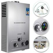 Water Heater Hot Gas Propane Lpg Tankless Instant Boiler Gpm 12l Shower Outdoor
