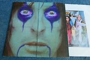 Alice Cooper - From The Inside Lp - Nr Mint/exc+ A2/b2