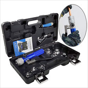 Hvac Hydraulic Swaging Tool Kit Copper Tube Expander For Copper Tubing Expanding