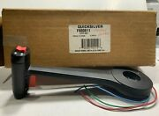 F660611 Force Chrysler Force Control Box Lever With Trim And Tilt Switch