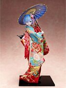Life In A Different World Starting From Zero Rem Japanese Doll 1/4 Scale Japan