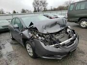 No Shipping Driver Front Door Electric Sedan Ex-l Leather Fits 13-15 Civic 126