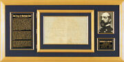 George G. Meade - Autograph Letter Signed 03/06/1843