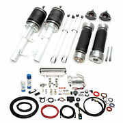 Ta Technix Airride Complete Set With Air-management + Luftkit 11.5 Ford Focus