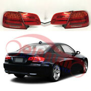 Rear Tail Signal Light Led Assembly Kits For Bmw E92 M3 3-series Coupe 2006-2009