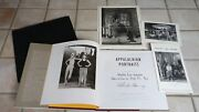 Shelby Lee Adams Appalachian Portraits - Signed Hc 1st Edition With Photograph