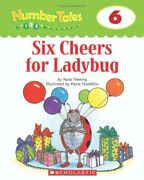 Six Cheers For Ladybug Number Tales By Various Book The Fast Free Shipping