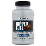 Twinlab Ripped Fuel Extreme 60 Capsules
