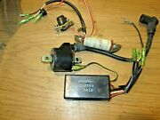 Nissan Tohatsu Oem Mercury Mariner 4-5 Hp 2-stroke Complete Ignition System