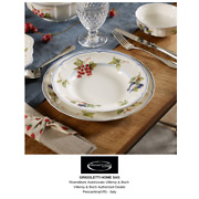 Villeroy And Boch - Dinner Set 36 Pieces Cottage X 12 Persons - Dealer