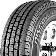 4 New Cooper Discoverer Ht3 275/70r18 125/122s E 10 Ply Commercial C/t Tires