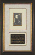 George Bernard Shaw - Picture Post Card Signed