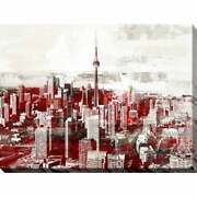 Ppi Studio Toronto Ontario 2 Giclee Stretched Canvas Wall Extra Large