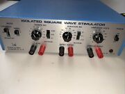 Phipps And Bird 7092-611 Isolated Square Wave Stimulator- Untested Unit