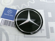 Genuine Mercedes Steering Wheel Badge R107 W123 W124 W126 W140 W201 W461 Nos