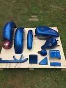 96-03 Harley Sportster Paint Set 13 Pieces Gas Tank Fenders Oil Tank And 9 More