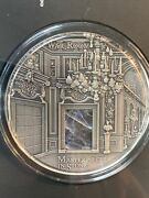 The War Room Masterpieces In Stone 3oz Antique Finish Silver Coin 10 Fiji 2018