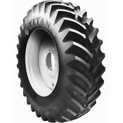 4 New Titan Hi-traction Lug 8-16 Load 6 Ply Tractor Tires