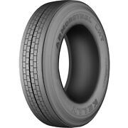 4 New Kelly Armorsteel Lht 295/75r22.5 Load G 14 Ply Trailer Commercial Tires
