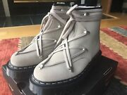 Doc Martens 1460 Rick Owens Bex Suede Lace Up Boots Size 7 Womens In Hand